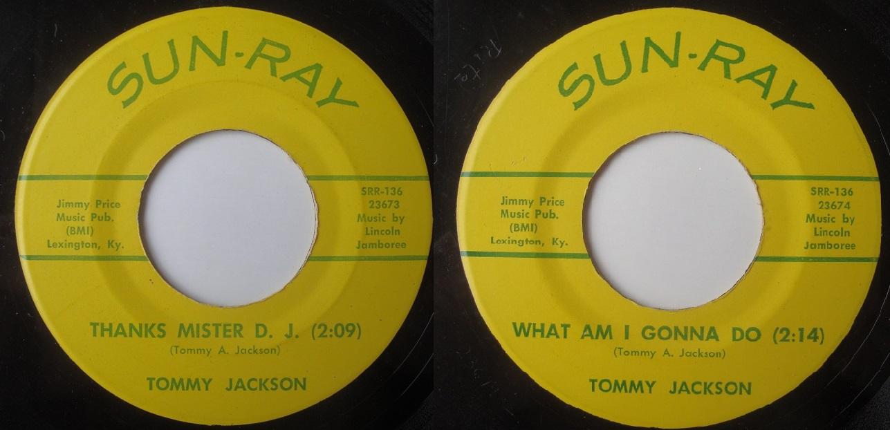 d7b1f033e603c1 Tommy Jackson – The Kentucky Drifter – Lexingtunes